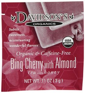 Davidson's Tea Single Serve Assorted Tea And Honey, 100-Count Tea Bags