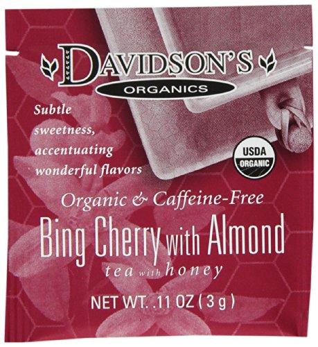Davidson's Tea Single Serve Assorted Tea And Honey, 100-Count Tea Bags