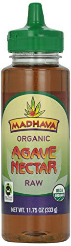 Madhava Agave Nectar Raw 11.75 oz bottle, 1x 11.75 Fl. Oz.