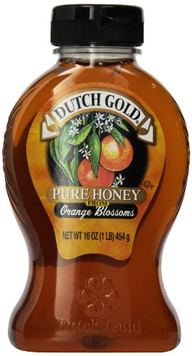 Dutch Gold Organic Blossom Honey, 16 Ounce Unit (Pack of 6)