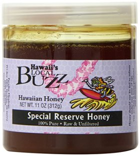 Hawaii's Local Buzz Honey, Special Reserve, 11 Ounce