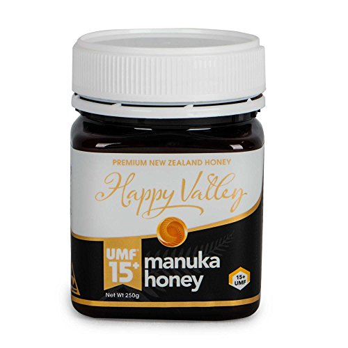 Happy Valley UMF 15+ Manuka Honey, 250g (8.8oz)