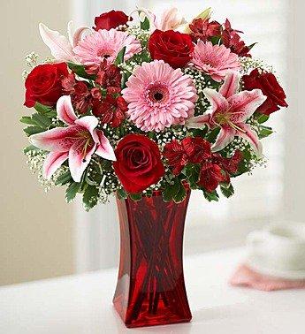 1-800-Flowers – Elegant Wishes – Large