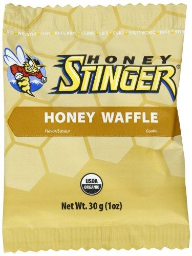Honey Stinger Organic Honey Waffle, 1 Ounce (Pack of 16)