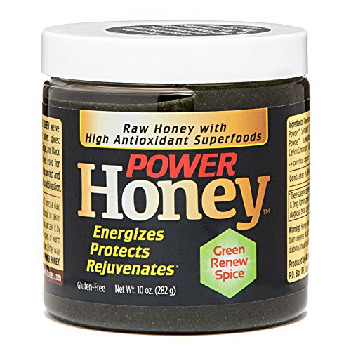 Power Honey – Green Renew Spice