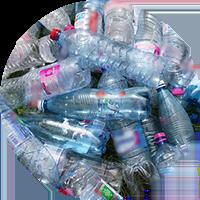 Collecte des bouteilles pour les ateliers Flowers Of Change