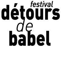 Logo festival des détours de babel