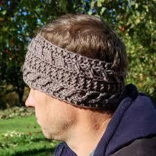 Men's headband