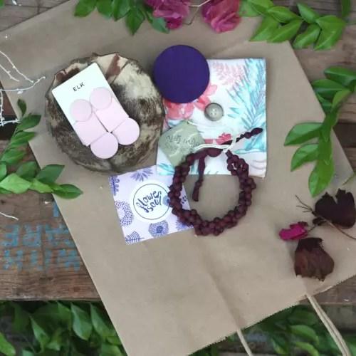 Pink & Cute Gift Bag