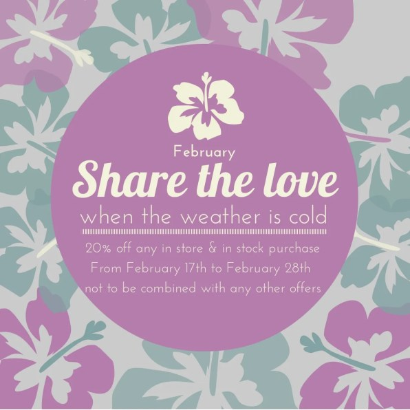 Share the Love Feb