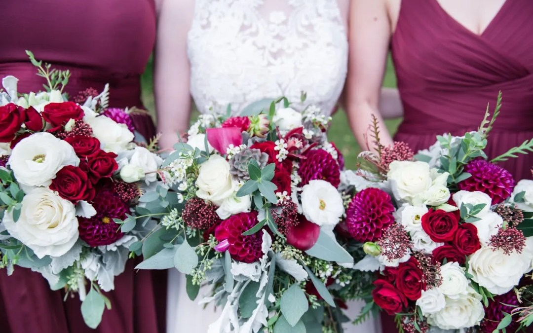 30 Years of Spectacular Wedding Flowers