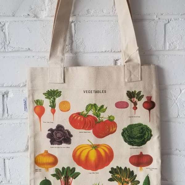 Vegetables Canvas Tote Bag