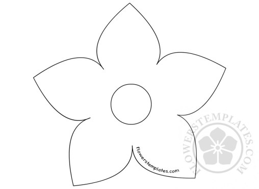Daffodil Flowers Templates Part 2
