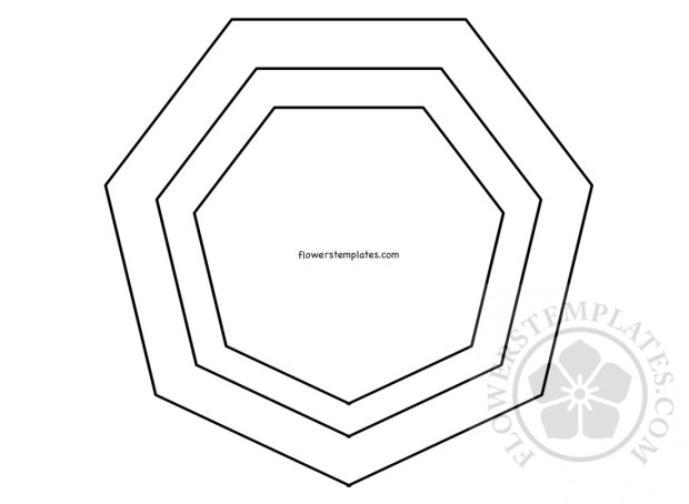 Bases For Paper Flowers Flowers Templates