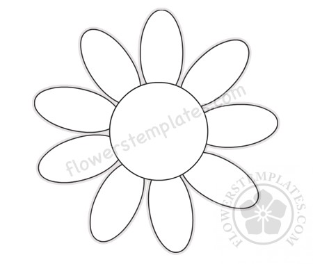 photo about Daisy Templates Printable referred to as Daisy Bouquets Templates - Portion 2