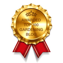 Feedspot Top Gardening Blog