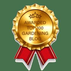 Feedspot Top Gardening Blog