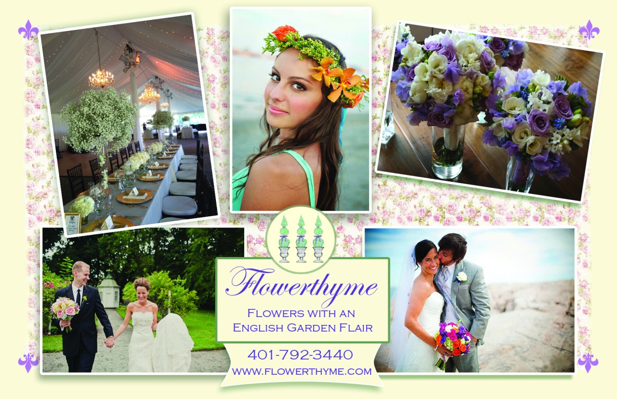 Flowerthyme Wedding and Retail florist Wakefieldcontact us