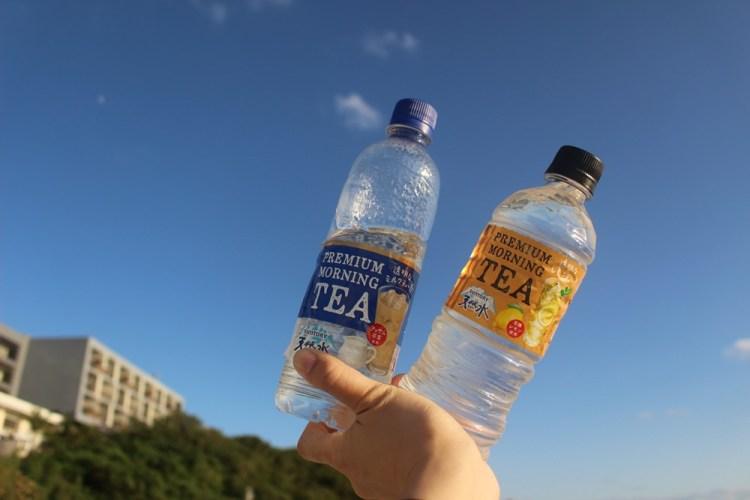 【日本透明系飲料】透明奶茶vs.透明檸檬茶