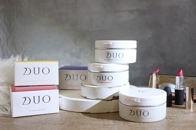 【卸妝】日本最紅的卸妝膏:觸肌即化,DUO五效合一卸妝膏(堂本兄弟代言~)