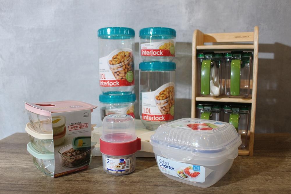 【居家收納】Lock&Lock樂扣樂扣 日常實用的早餐&廚房收納保鮮盒 (將近五折折扣碼LOCKLOCKLULULA)