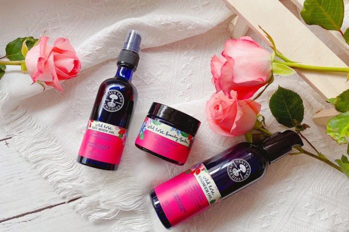 【身體保養】妳的肌膚缺的可能不是水,而是油~交給NYR野玫瑰,幫妳補足全身肌膚的亮采彈潤