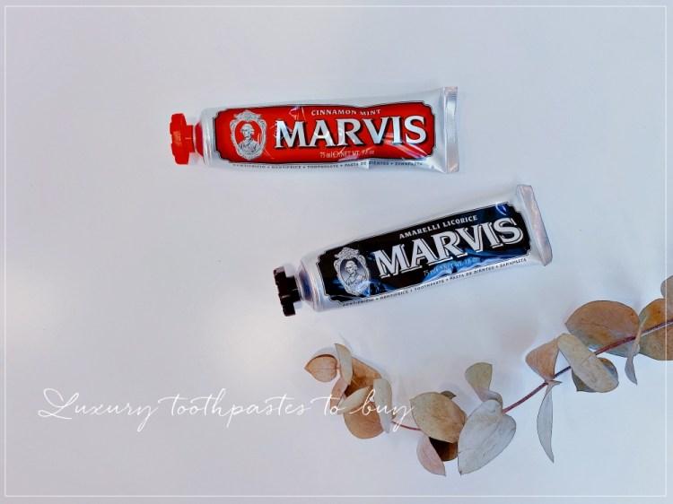 【牙膏】世界上最貴的牙膏是哪支?我的外貌協會牙膏口袋清單♥