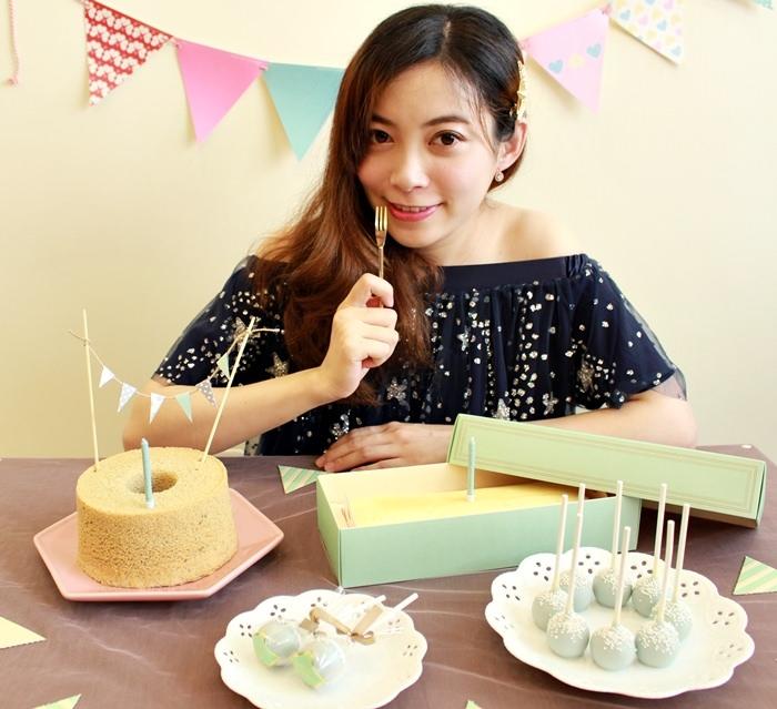 【彌月蛋糕試吃】台中Candy Wedding~好看又好吃的夢幻彌月派對組合