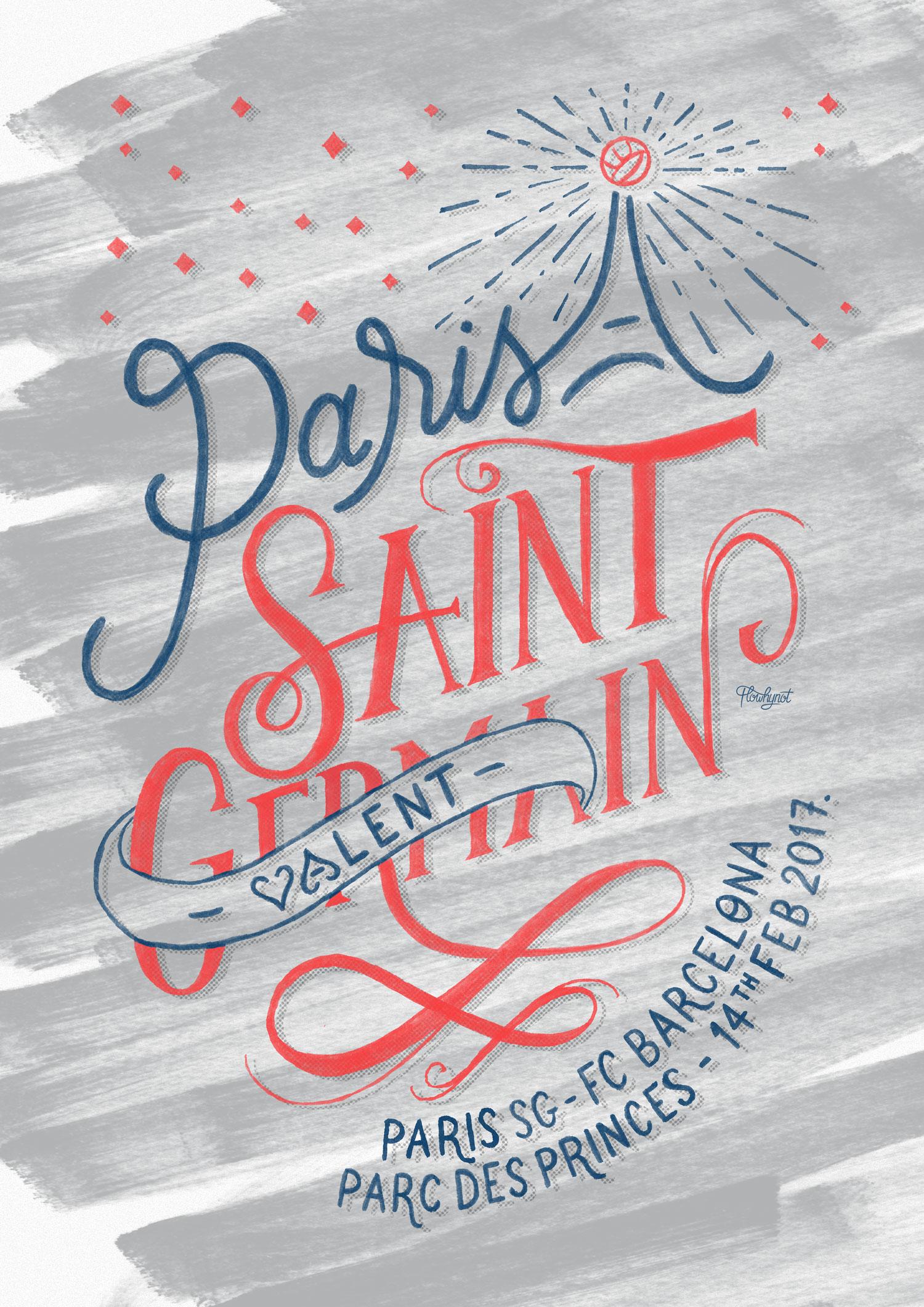florent-beaufils-flowhynot-illustration-direction-artistique-graphisme-paris-saint-germain-fc-barcelone