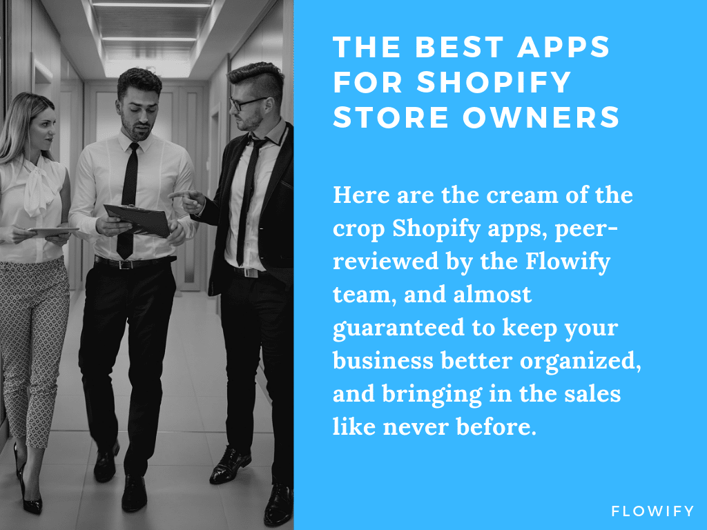 Best Shopify Apps Flowify