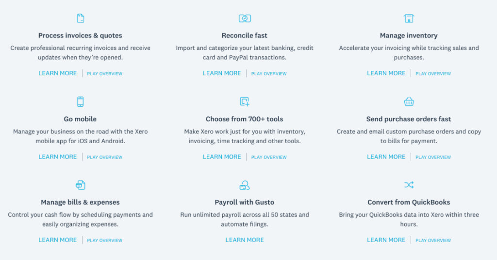 Xero for Shopify Performance