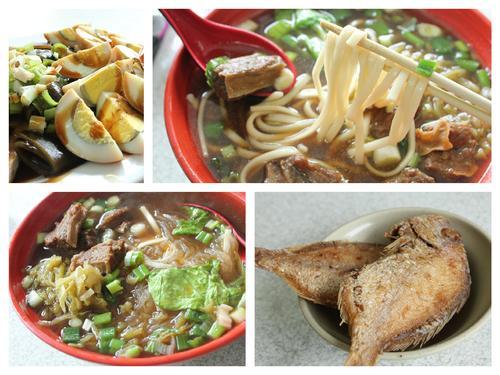 【台東美食】金崙車站步行,走,去吃好吃的牛肉麵!〖365-77〗