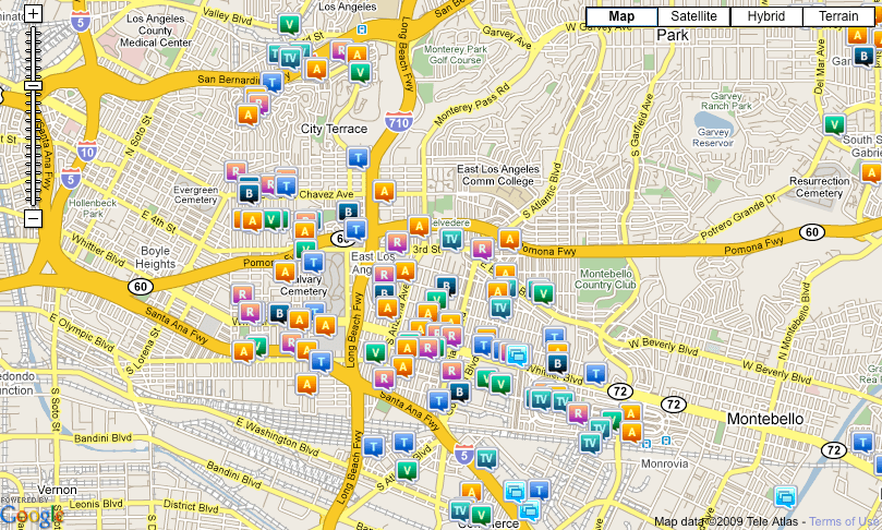 San jose crime map trulia