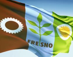 Fresno flag
