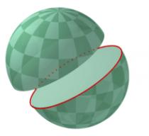 a Riemannian circle