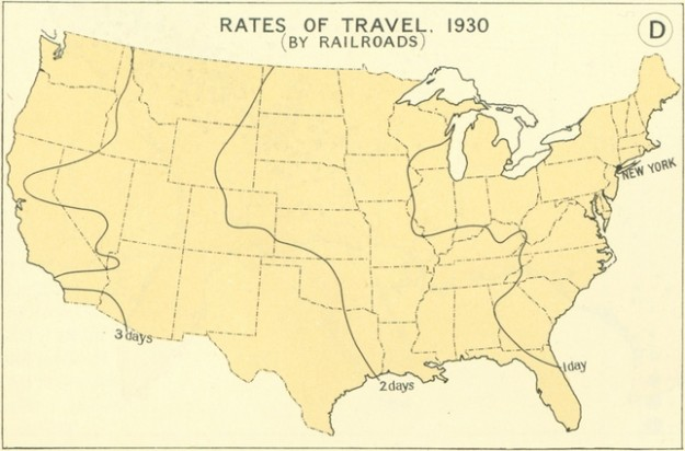 Travel in 1930