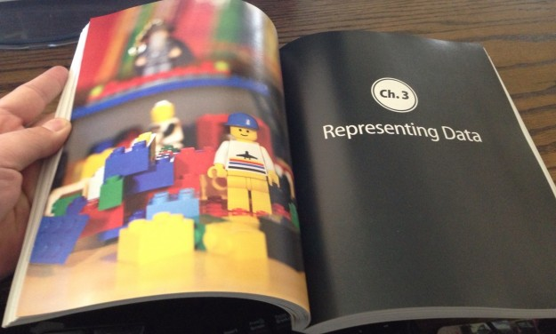 Chapter Opening - Representing Data