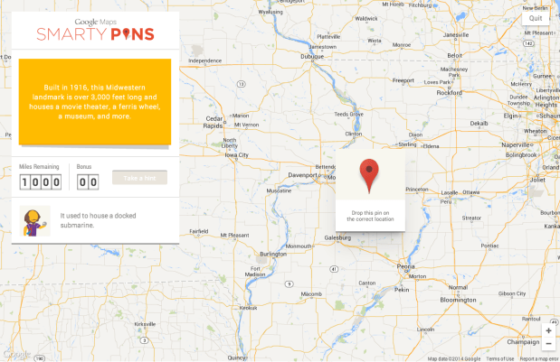 Test your geographic knowledge in Google map game   FlowingData