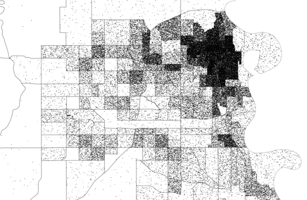 How to Make Dot Density Maps in R