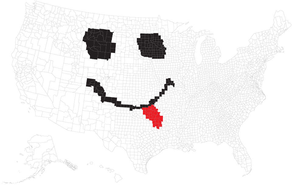Smiley county