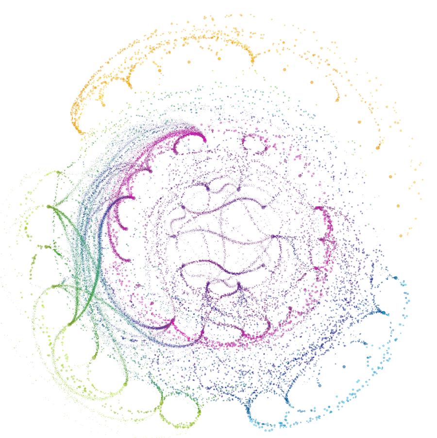 Network Visualization | FlowingData