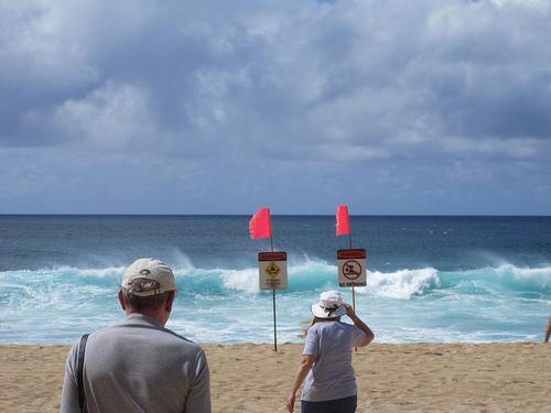 Oahu's North Shore by ttrygve via Flicker