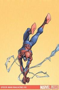 Peter Parker (Spiderman) by Thomas Dhuchnicki via Flickr
