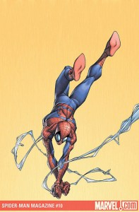 Peter Parker (Spiderman) by Thomas Dhuchnicki via Flickr