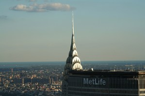 View from the Rockfeller Center - Top of the rock - 51 by caccamo via Flickr