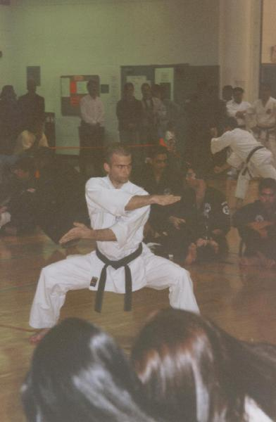 Black Belt tournament c. 1996