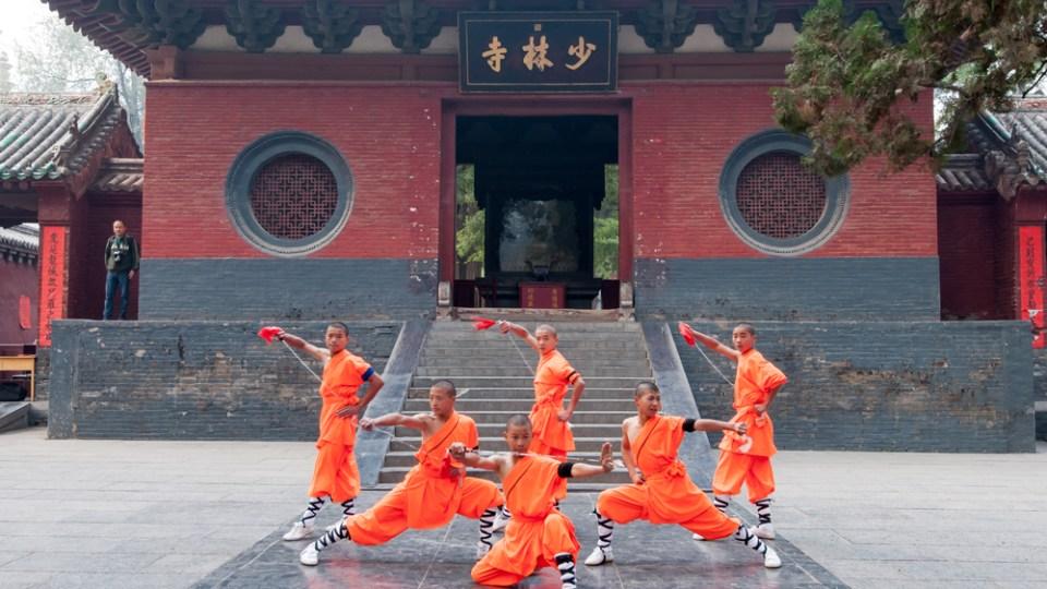The Man Who Made Shaolin