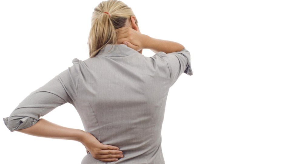 Why Your Back REALLY Hurts