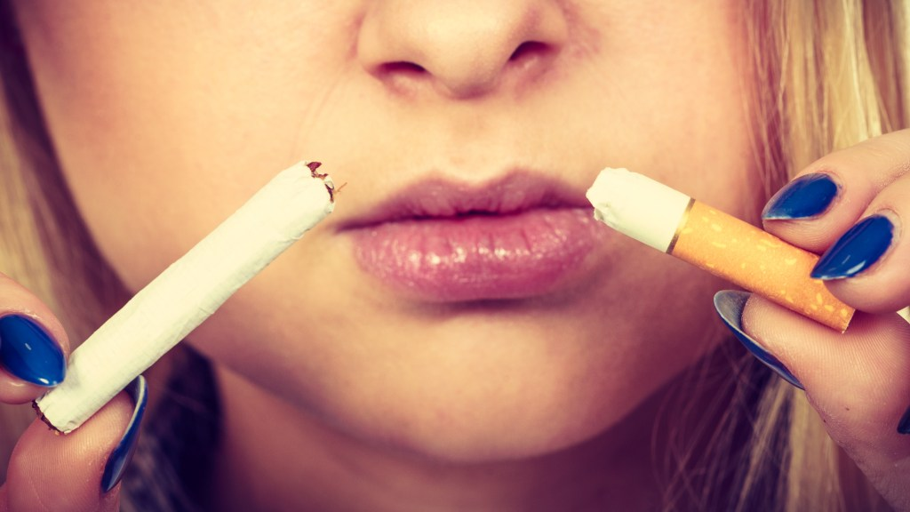 Why You Shouldn't Quit Smoking