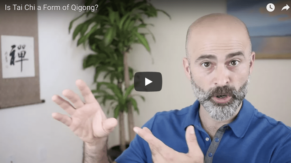 [Video] Is Tai Chi a Form of Qigong?